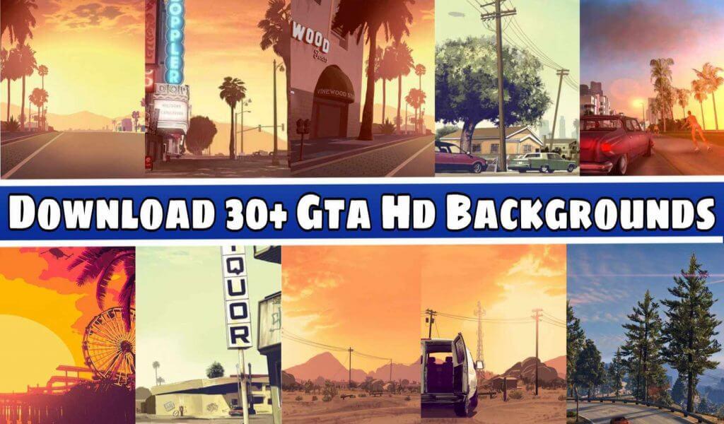 Gta Background