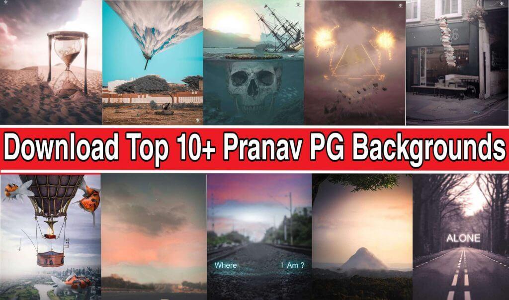 pranav pg background