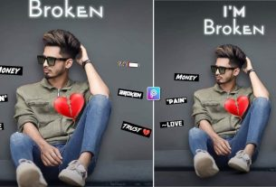 Im Broken Photo Editing