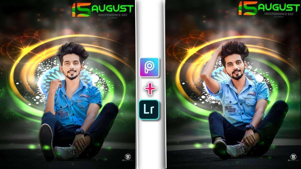 15 august photo editing