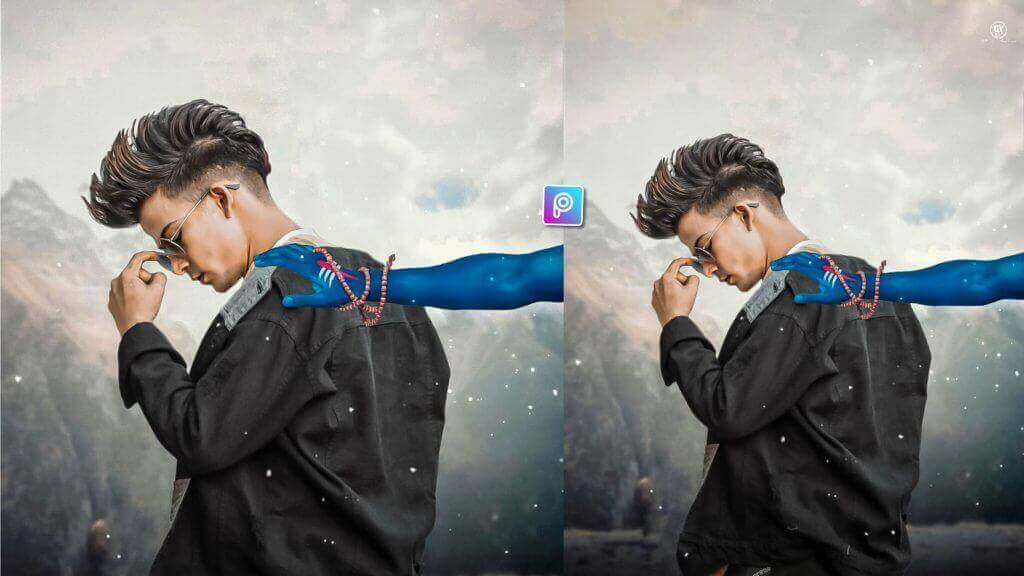 mahadev photo editing