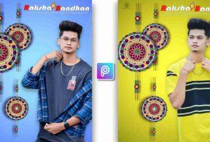 Raksha Bandhan Photo Editing