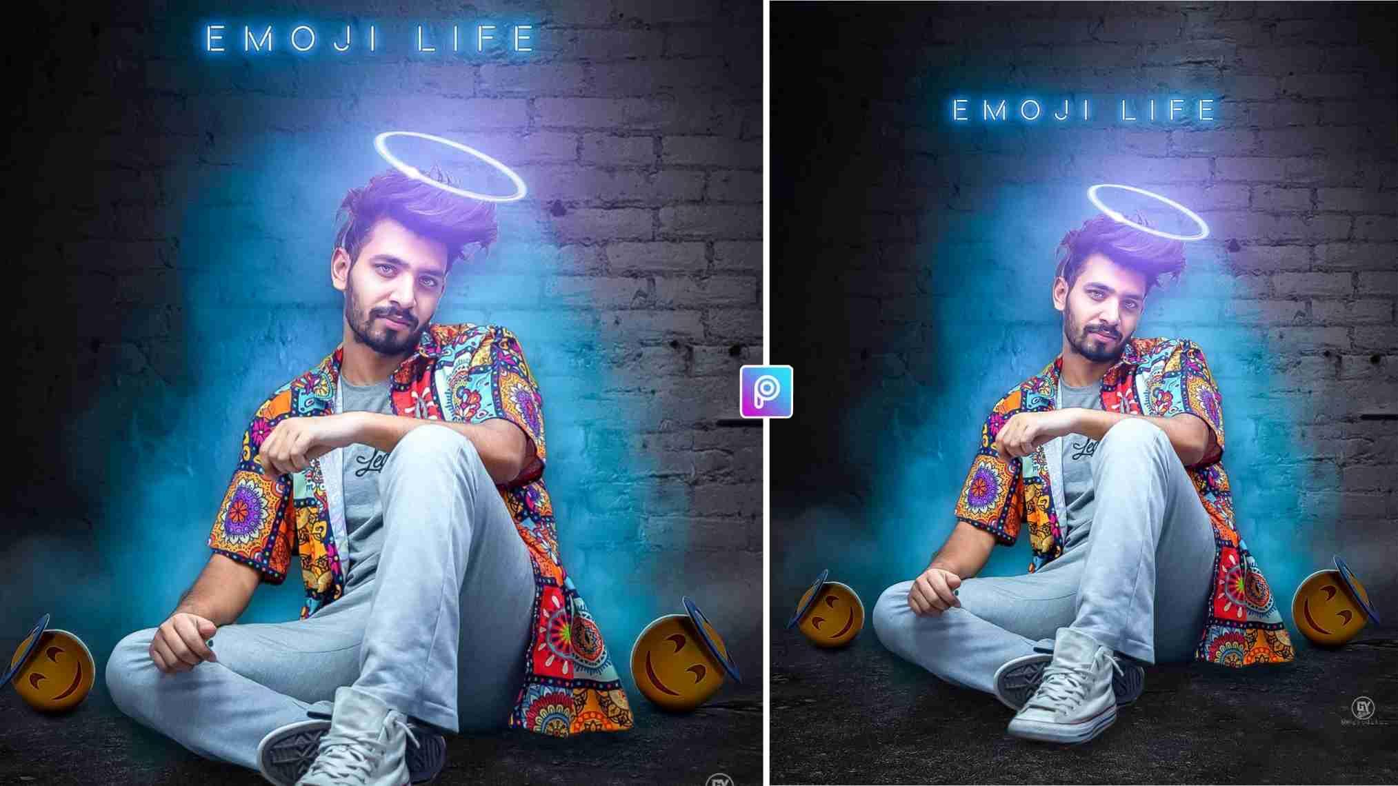 Emoji Life Photo Editing