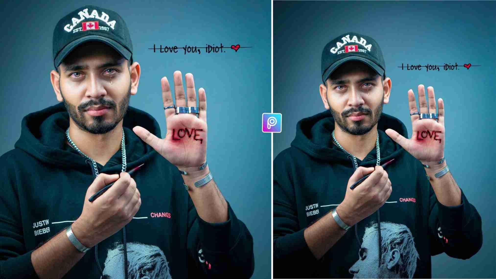 Love Photo Editing