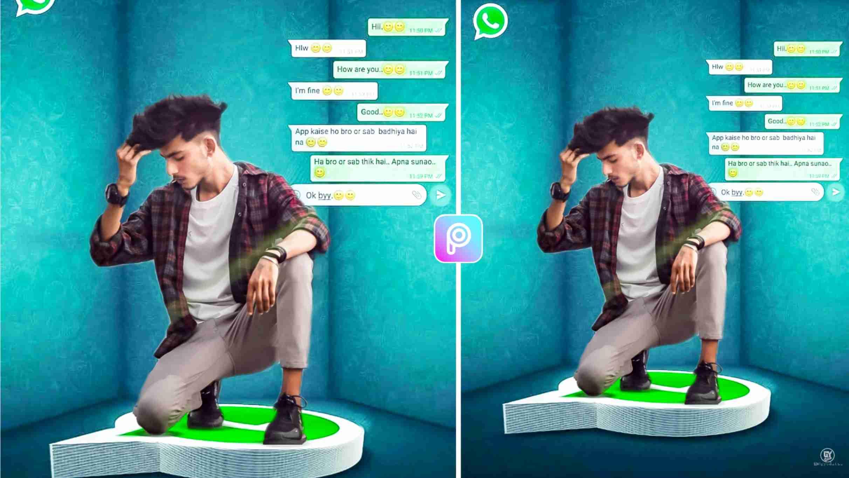 Whatsapp Photo Editing