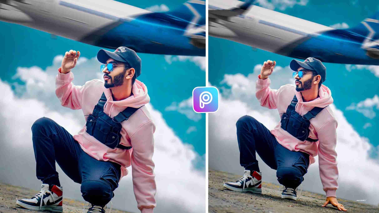 Aeroplane Photo Editing
