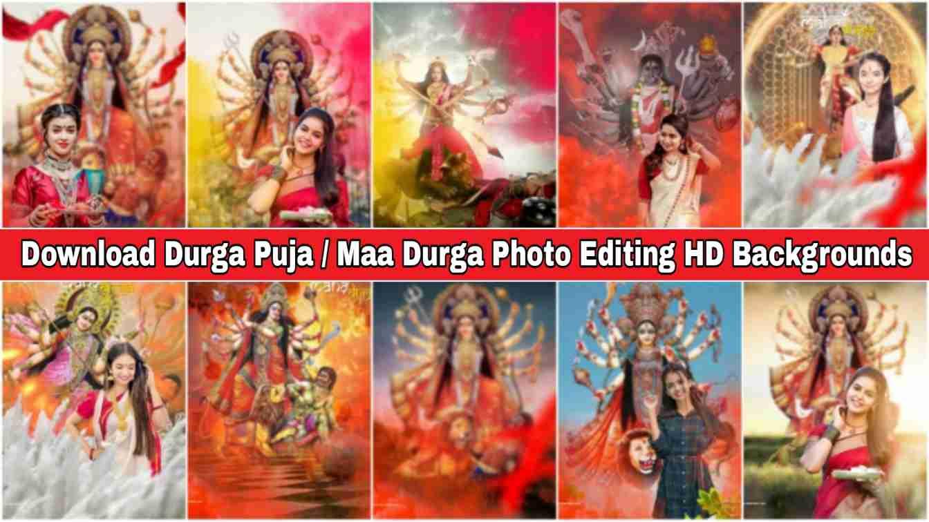 Navratri Editing Background