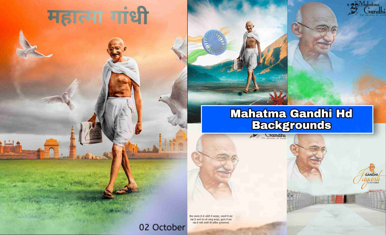 Mahatma Gandhi Background